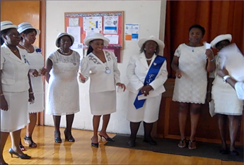2014 Annual Thanksgiving Service